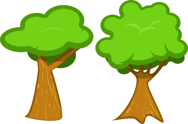 Cartoon Tree - Cliparts.co