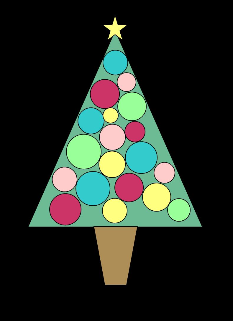 microsoft clip art christmas tree - photo #10