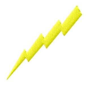 Zeus Lightning Bolt - Cliparts.co