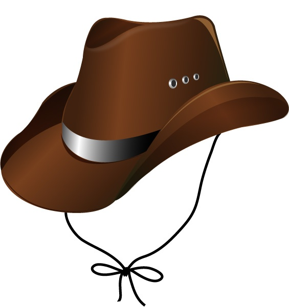 Cowboy Hat Drawing - Cliparts.co