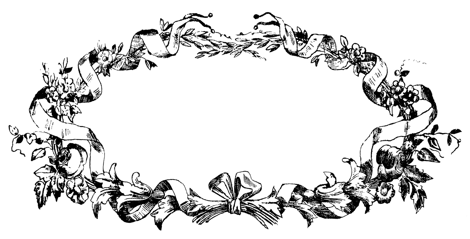 Frame Black And White - Cliparts.co