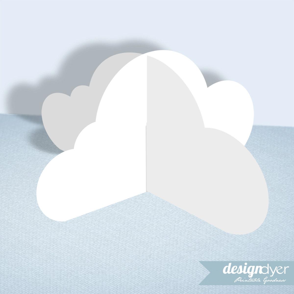 Cloud Template Cliparts Co