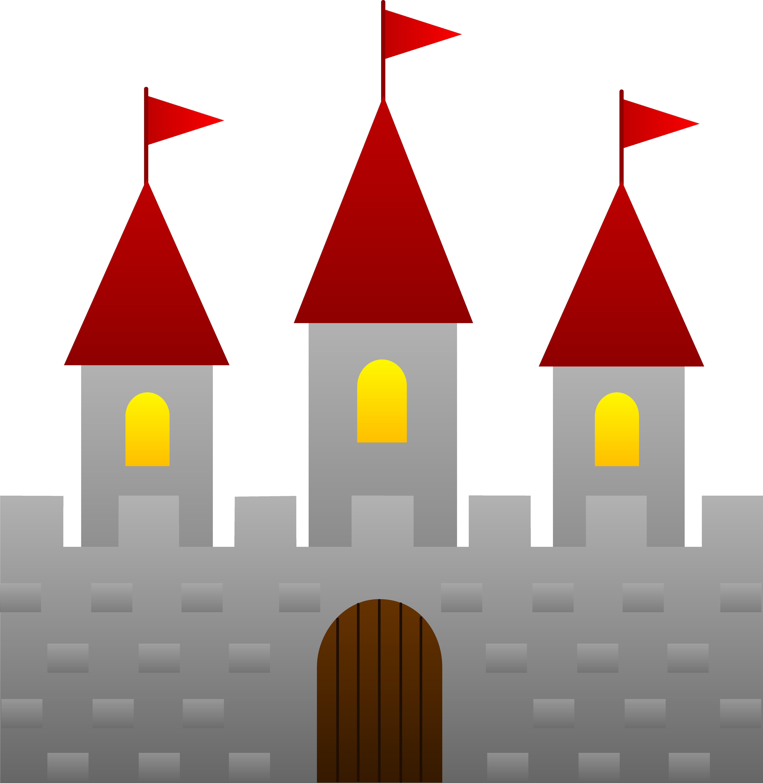 Princess Castle Clipart - Cliparts.co