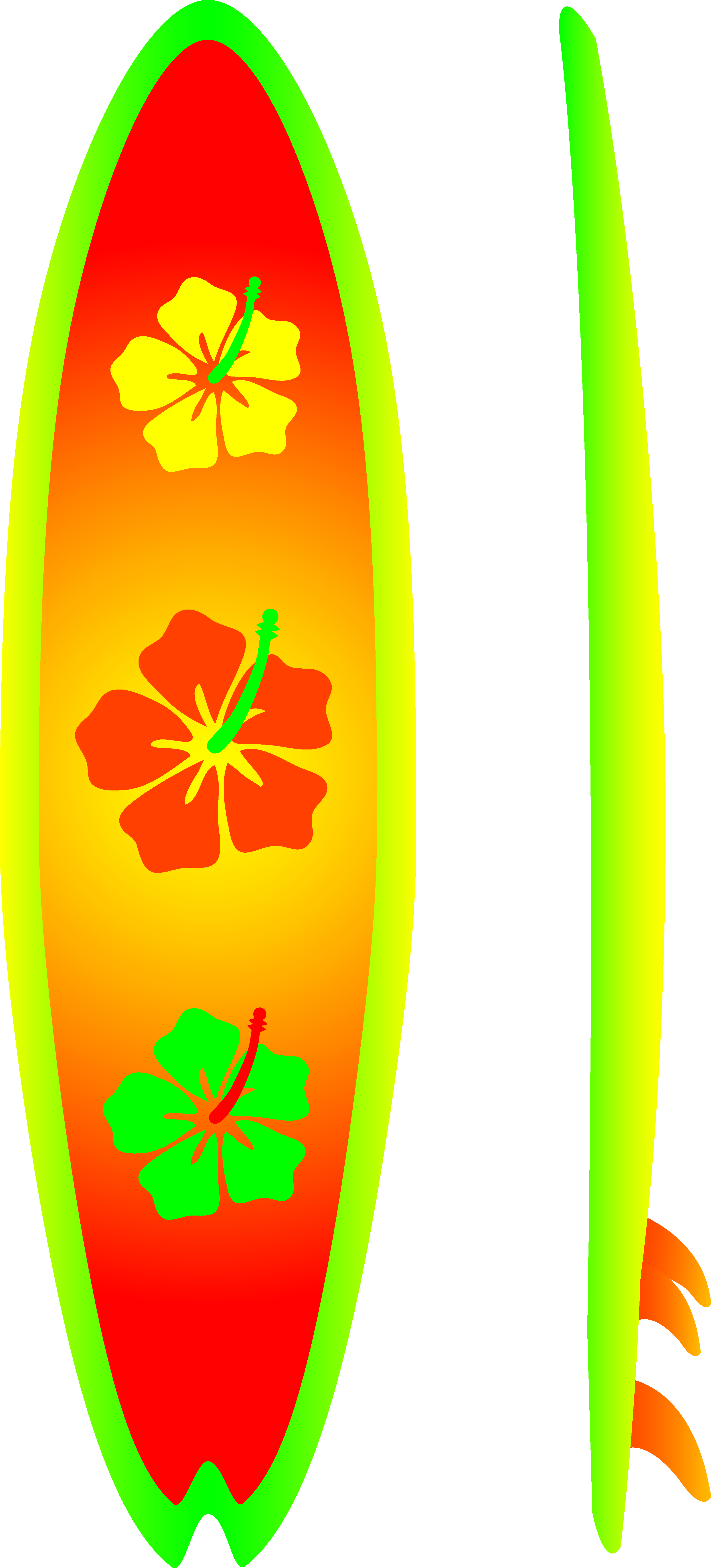 Surfboard Clipart - Cliparts.co - 435.1KB