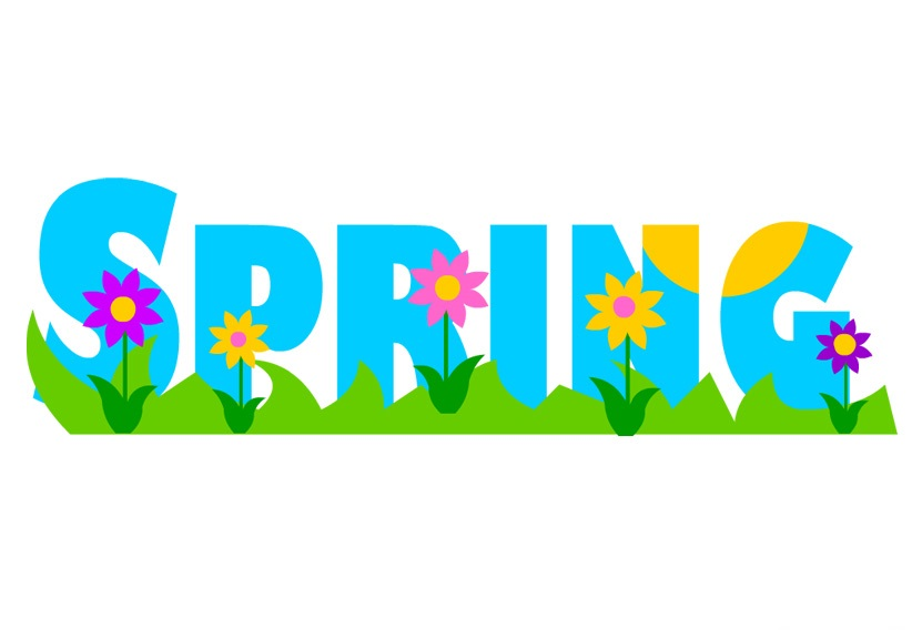 First Day Of Spring Clip Art - Cliparts.co