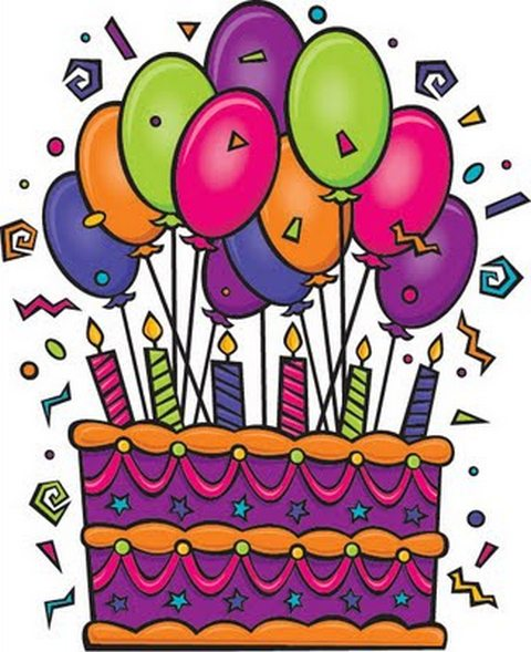 Party Cake Clip Art : Birthday Art Clip - Cliparts.co