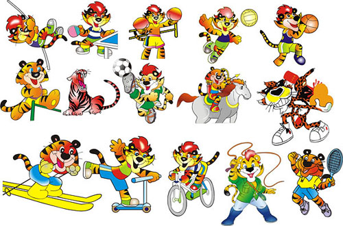 Cartoon Pictures Of Sports - Cliparts.co