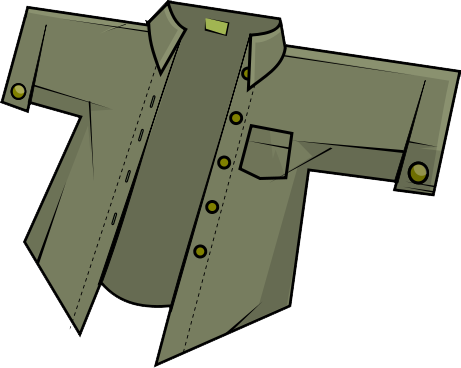 Free to Use & Public Domain Shirt Clip Art