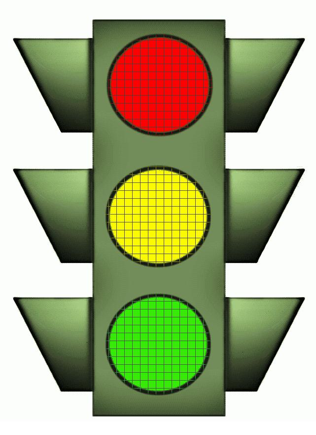 clipart traffic light green - photo #35
