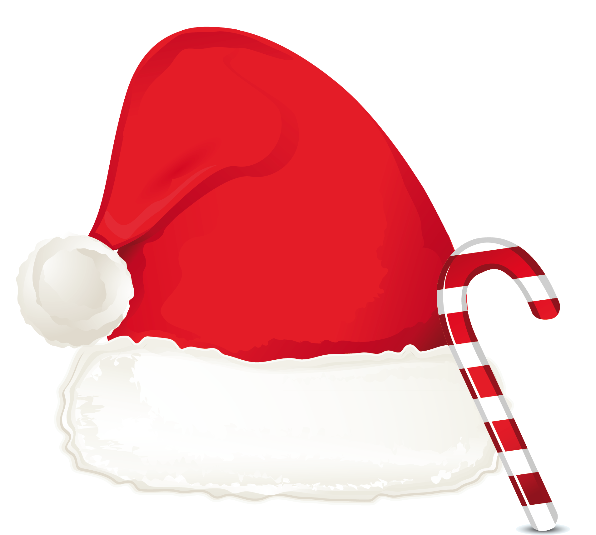 santa hat clipart with transparent background - photo #20