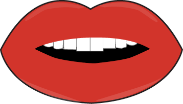 Open Mouth Clip Art - Open Mouth Image