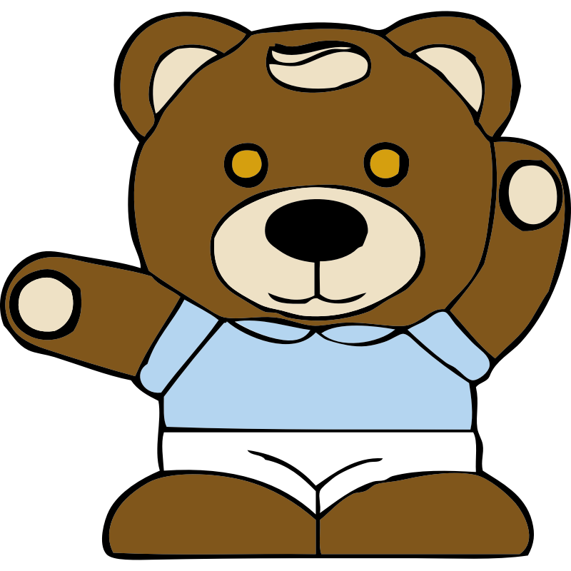 clipart kostenlos teddy - photo #8
