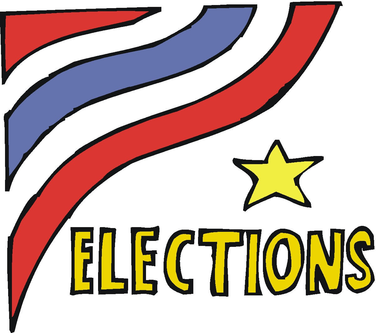 Election Of Officers Clipart
