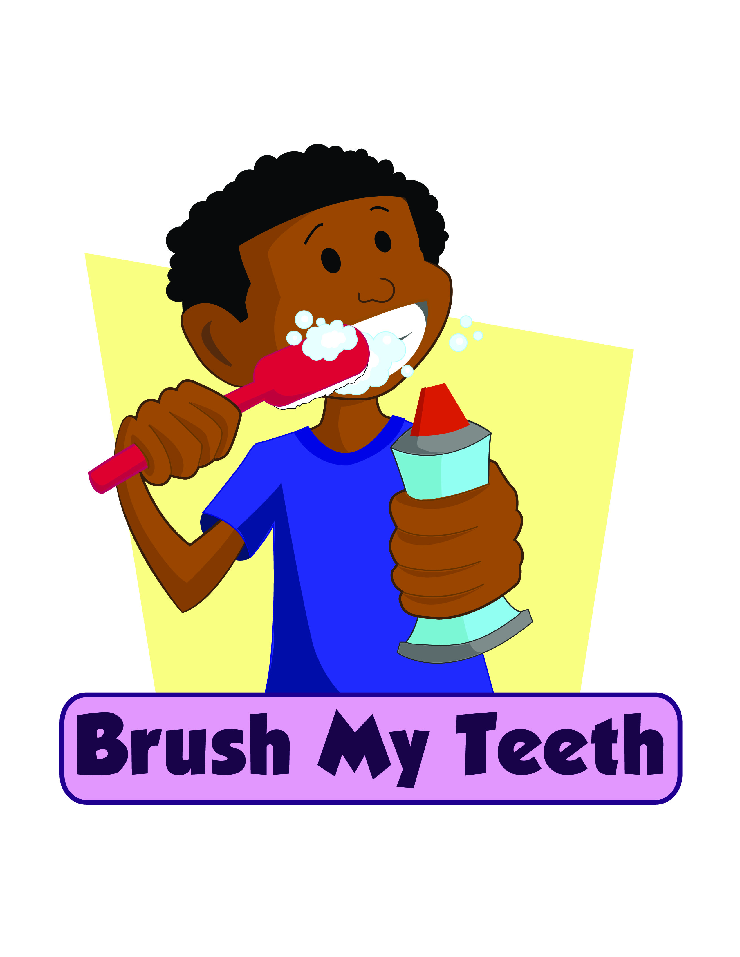 Brushing Teeth Pictures - Cliparts.co