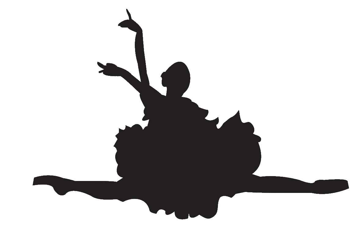 Dancer Clipart Silhouette - Cliparts.co