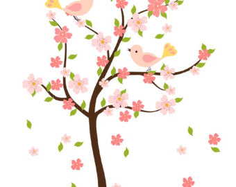 Think Spring Clip Art - Cliparts.co