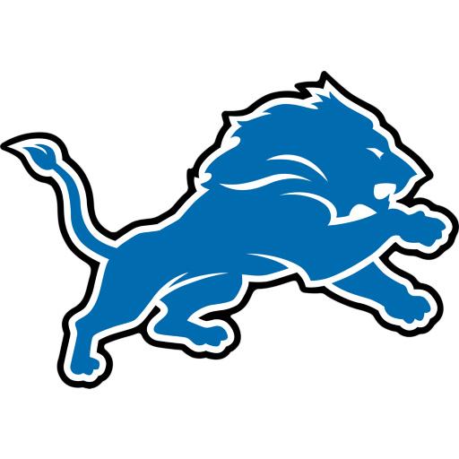 Detroit Lions Logo Stencil - Cliparts.co