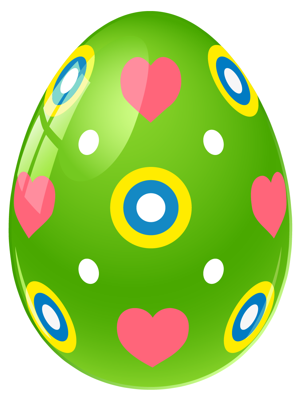 Free Easter Egg Clip Art - Cliparts.co