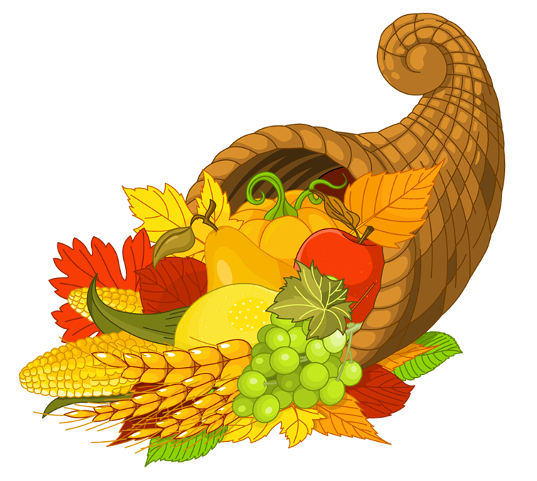 Thanksgiving Cornucopia Pictures - Cliparts.co