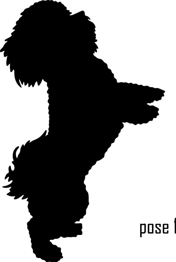 rabbit silhouette cliparts co maltese poodle clipart maltese clipart black and white