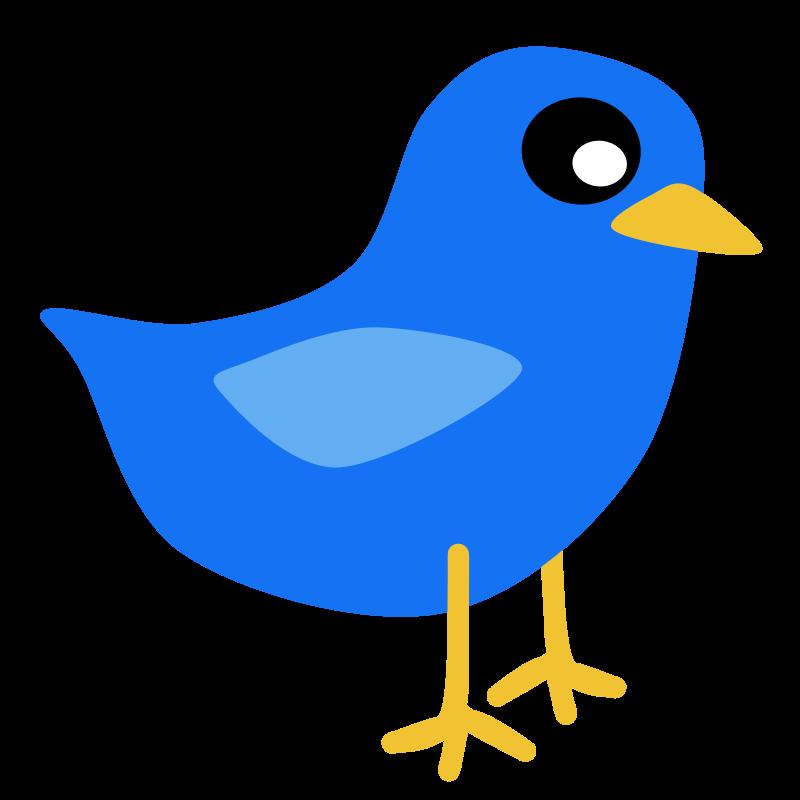Free Big Bird Clipart