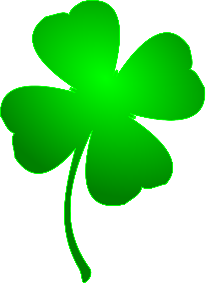 Picture Of Four Leaf Clover - Cliparts.co