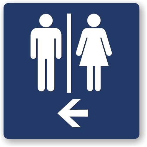 Restroom Sign Images