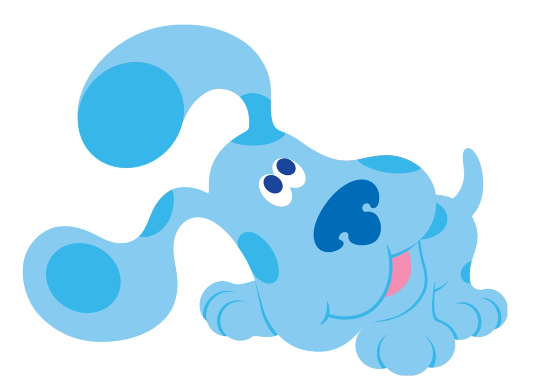 Blues Clues Clipart - Cliparts.co
