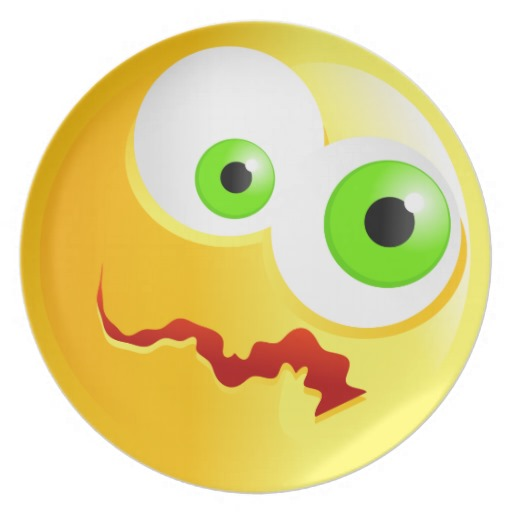cartoon confused face clipartsco