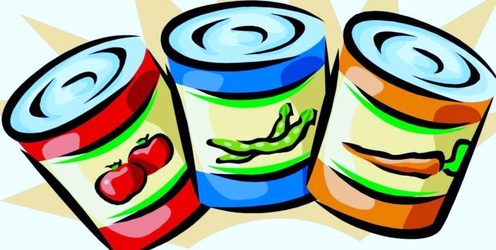 In My Cantry: 10 Staple Canned Foods We Keep In Stock - ClipArt ...: cliparts.co/food-bank-clipart