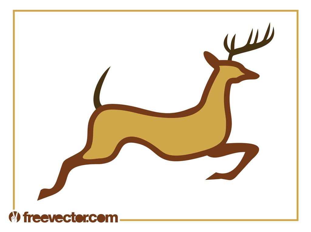 Deer Run Graphics - Cliparts.co Deer