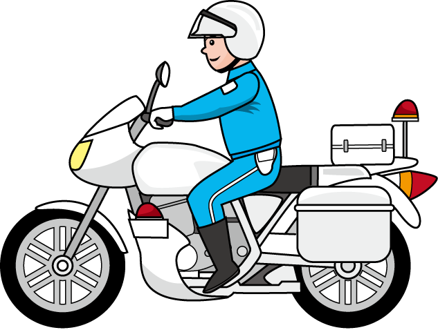 Police Motorcycle Clipart | Clipart Panda - Free Clipart Images
