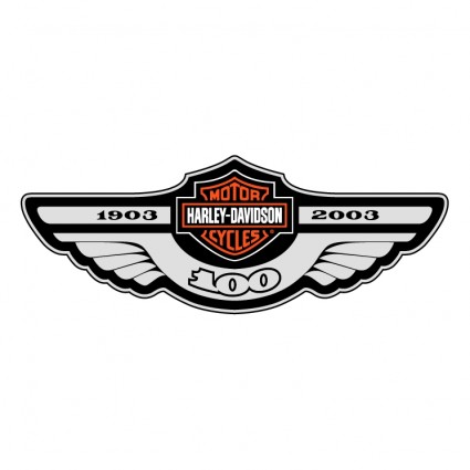 Harley davidson silhouette clip art Free vector for free download ...
