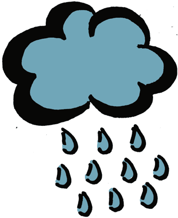 Rainy Weather Clipart   Clipart Panda - Free Clipart Images