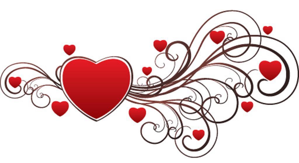 Design Hearts Clipartsco