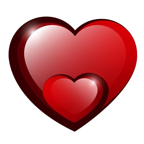Free Vector Heart