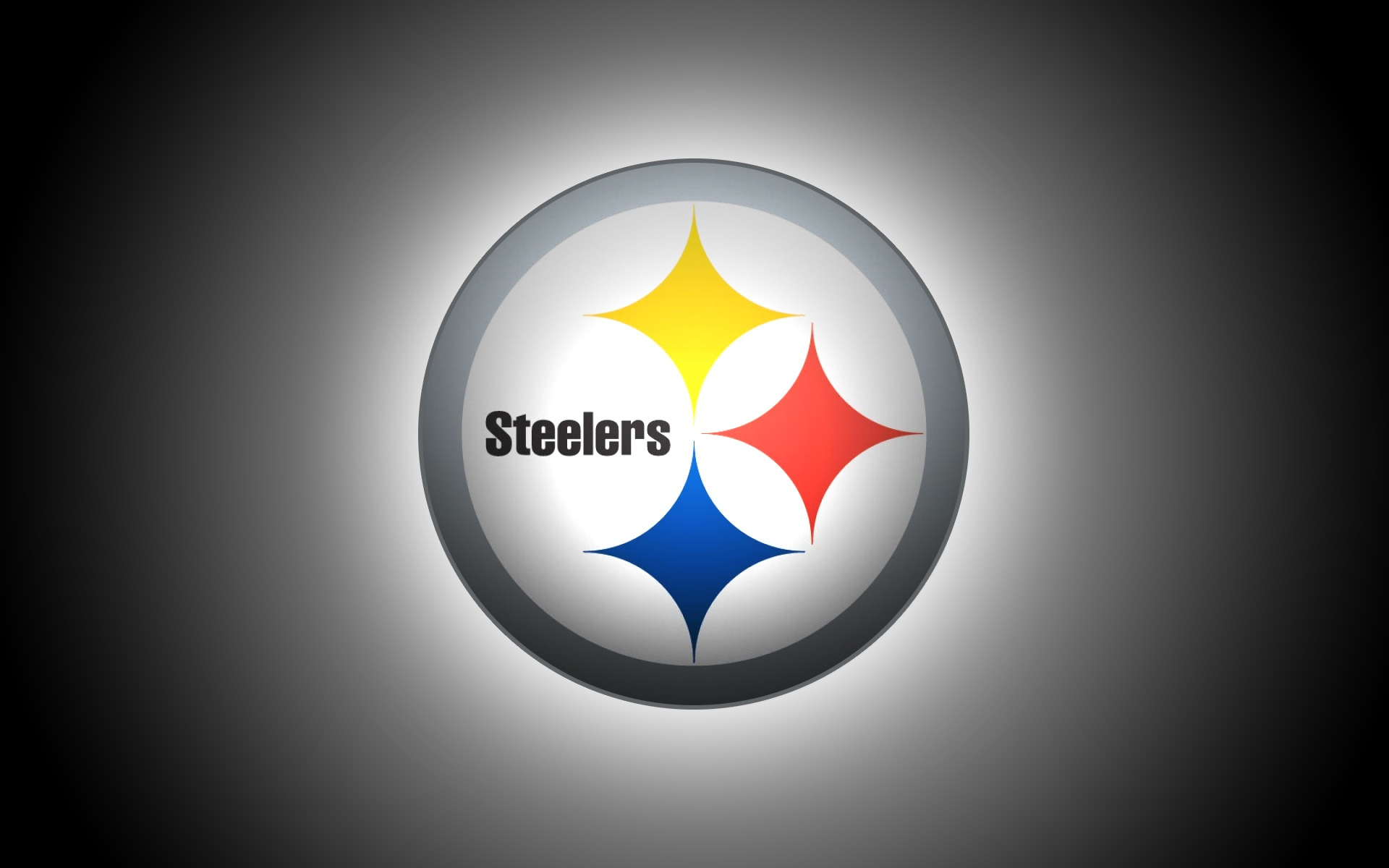 Free Pittsburgh Steelers Logo Wallpaper | Wallpapers HD