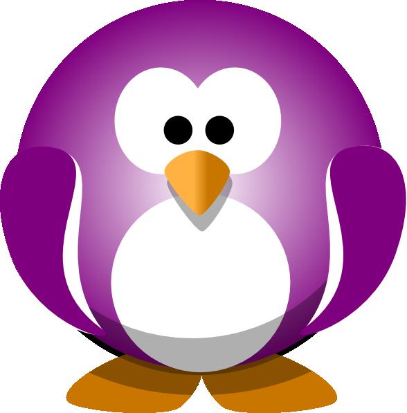 Cartoon Penguin Clipart Transparent - Cliparts.co