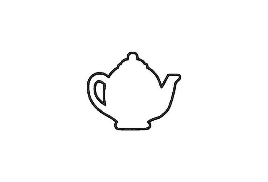 Tea Pot Clipart