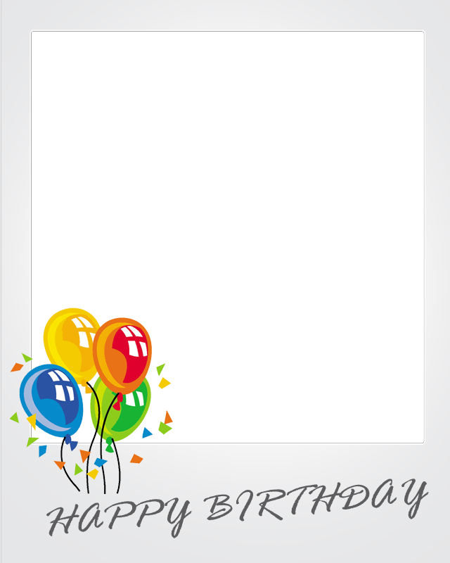 Happy Birthday Polaroid Frame - Android Apps on Google Play