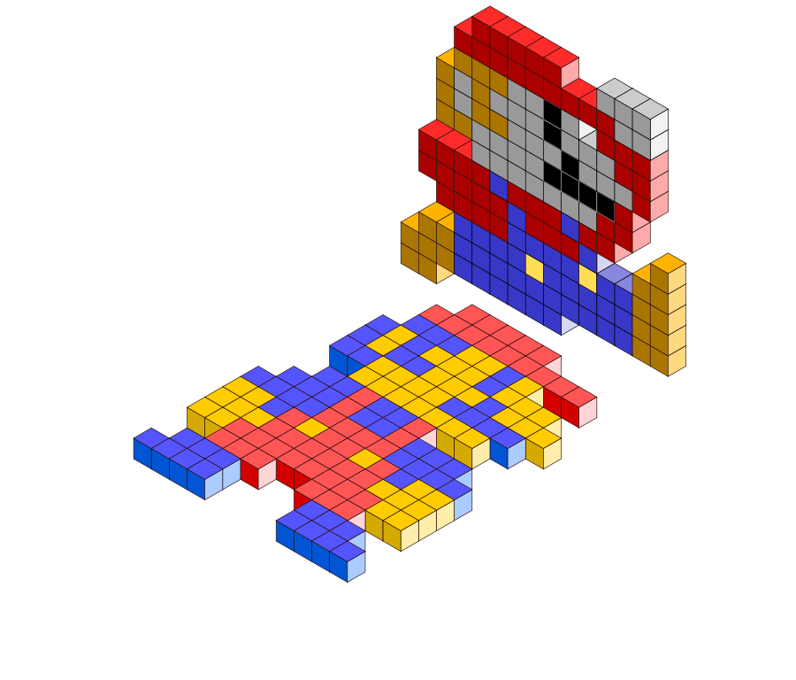 Mario Bros Clip Art For Bir