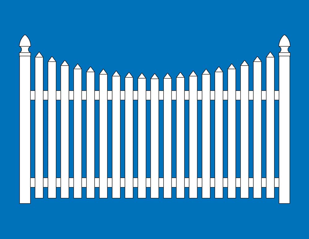 Picket Fence Clip Art Cliparts Co