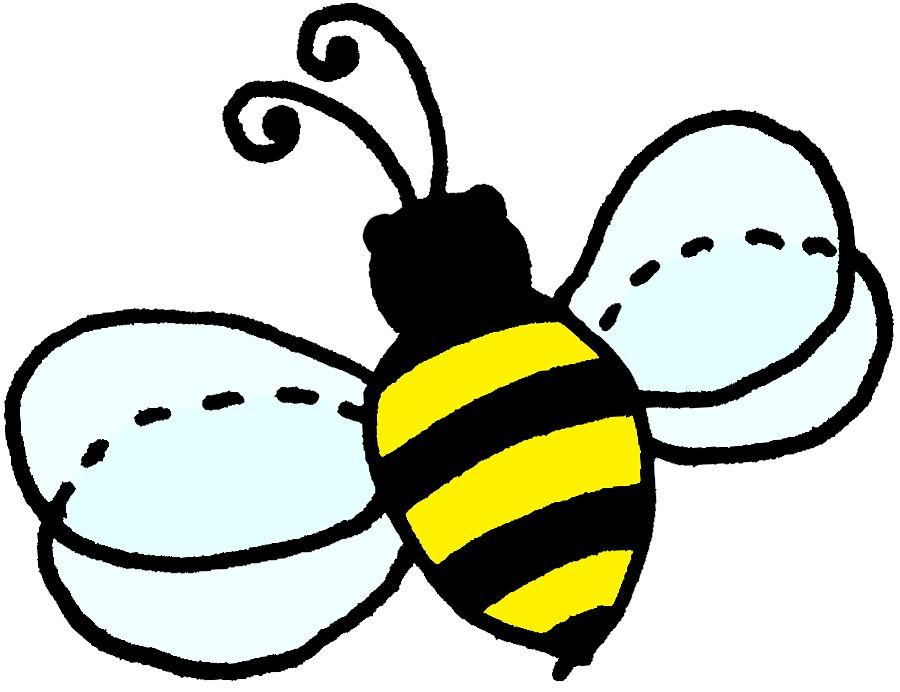 clipart french bee - photo #44