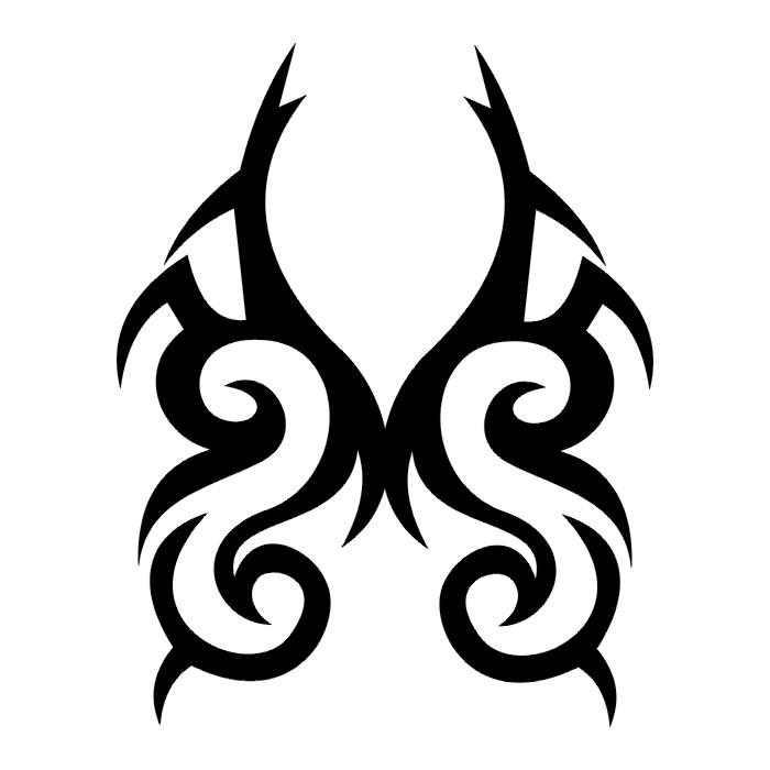 pin graphic motorcycle biker tattoos design sticker car graphics. Black Bedroom Furniture Sets. Home Design Ideas