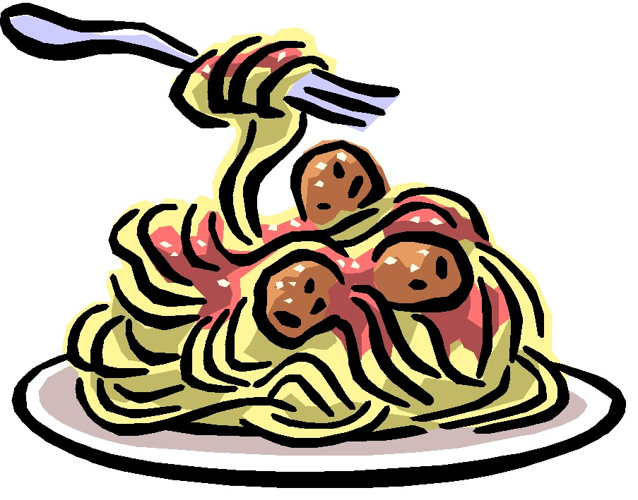 Pictures Of Spaghetti And Meatballs - Cliparts.co