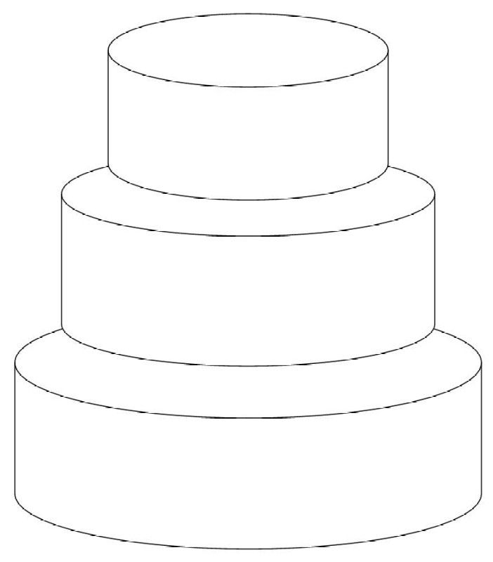 Wedding Cake Drawing Diyvideotutorial. - Cliparts.co