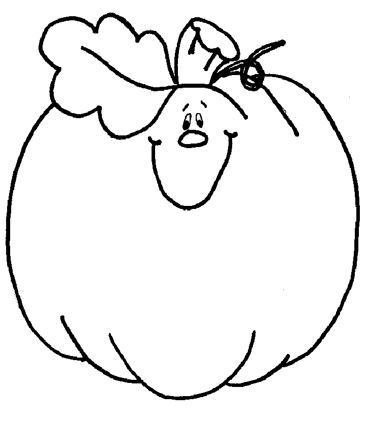 Pumpkin Clip Art Black And White - Cliparts.co