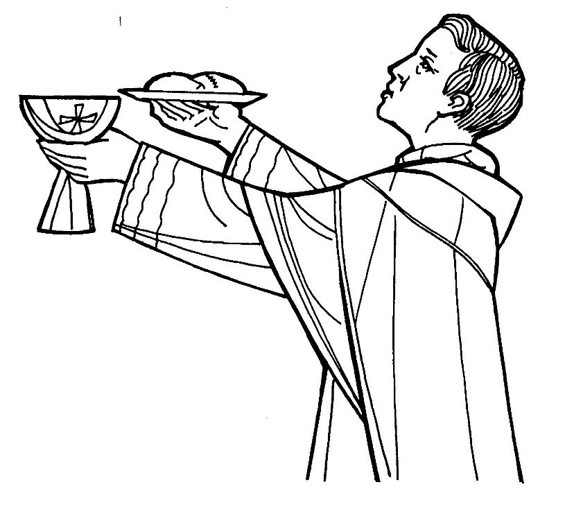 communion coloring pages - photo#20