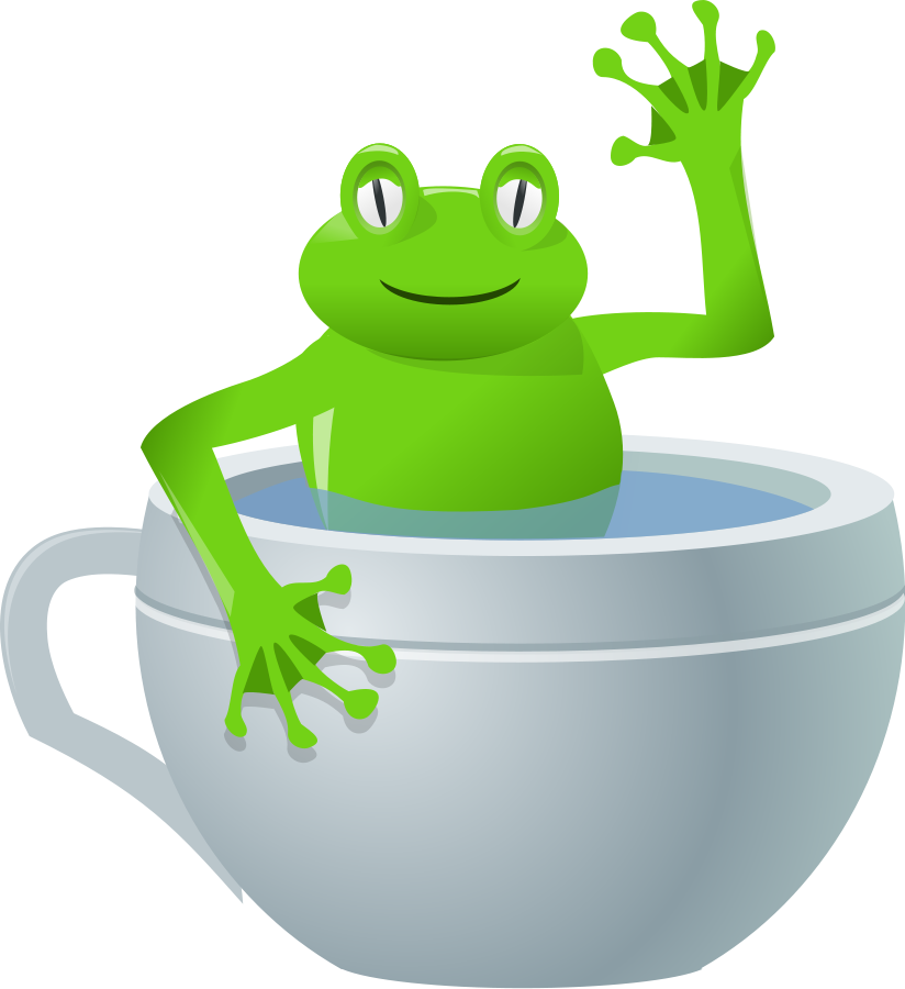 Frog Clipart, vector clip art online, royalty free design ...