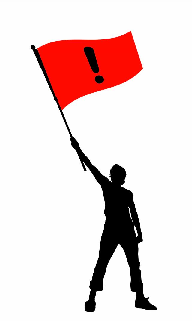 "Fraud: A ""Red Flag"" is a ""Red Flag"""
